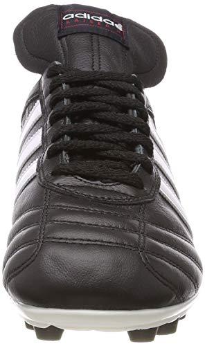 premium selection c4044 1fbe1 Adidas Kaiser 5 Liga, Scarpe Da Calcio Da Uomo, Nero (Black Running White  Ftw Red), 45 1 3 EU