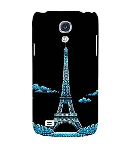 FUSON Eiffel Tower Paris View 3D Hard Polycarbonate Designer Back Case Cover for Samsung Galaxy S4 Mini I9195I :: Samsung I9190 Galaxy S4 Mini :: Samsung I9190 Galaxy S Iv Mini :: Samsung I9190 Galaxy S4 Mini Duos :: Samsung Galaxy S4 Mini Plus
