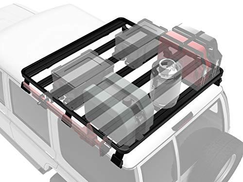 Front Runner Land Cruiser 80 Roof Rack (Half Cargo Rack - Tall) Slimline II