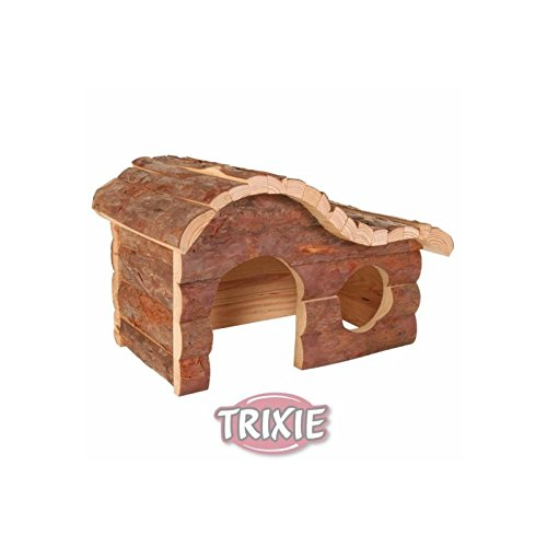 Trixie Natural Living Blockhaus Hanna 43 × 22 × 28 cm