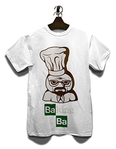 Baking Bad T-Shirt Weiß