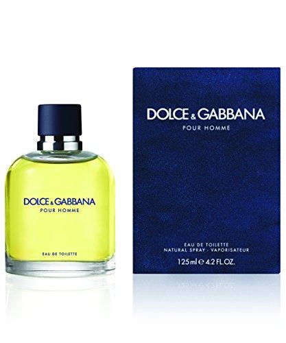 Dolce & Gabbana, Agua de Tocador con Vaporizador para Hombre, 125 ml