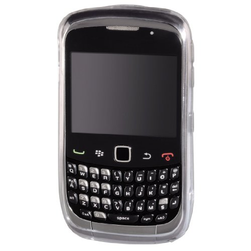 Hama Crystal Case Handy-Cover für Blackberry 8520 -