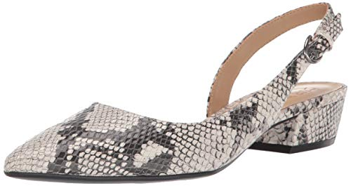 Naturalizer Damen Banks, Alabaster Snake, 41 EU -