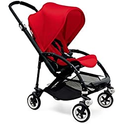 Bugaboo Bee3 Stroller - Red/Black/Black by Bugaboo