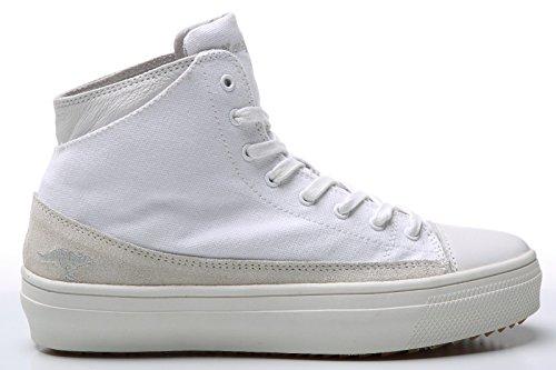 K dei canguri - Mid altopiano 5072 Ladies Sneaker Wht - 42