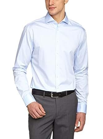 Jacques Britt Herren Businesshemd Gr. XX-Large,  - 63 hellblau