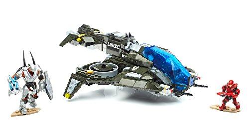 Mattel Mega Bloks Construx - FDY53 Halo Warzone Wasp Strike