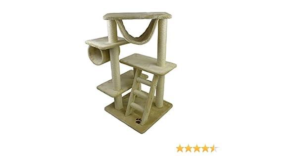 katzenkratzbaum mit h ngematte katzenkratzbaum zur wandmontage von catwalk kratzb ume katzen. Black Bedroom Furniture Sets. Home Design Ideas