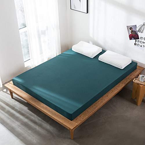 WJH Ultra Soft Breathable Memory Foam Matress, Tatami-matratze Japanische Traditionelle Futon Tragbares Klappschlafpolster Studentenwohnheim-c 120x190x8cm(47x75x3inch) -