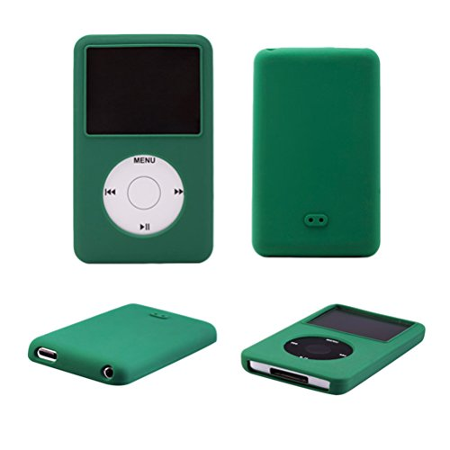 Zhhlaixing Gute Qualität Durable Silicone Lightweight Skin Shell Case Cover for Ipod Classic 80GB,120GB,160 GB 3th