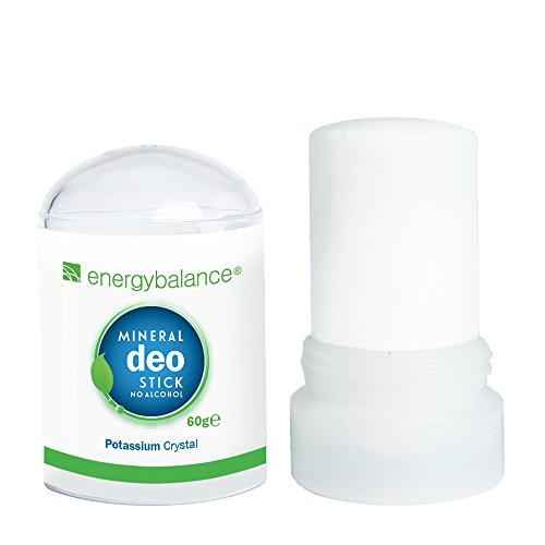 EnergyBalance Deo Kristall Stick 60g Deo ohne Aluminiumchloride