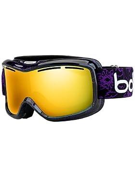 Bolle MONARCH 21065 - Gafas de ski, Unisex, correa púrpura