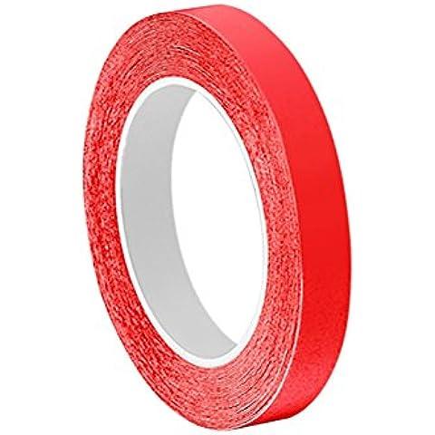 tapecase 0,125-5-3m 5559i 3m 5559i Papel Blanco/adhesivo acrílico ultra thin Indicador de contacto de agua cinta, 0,005grosor, 5m de longitud, 0,125cm de ancho.