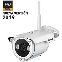 Sricam SP007 1080P HD Cámaras de Vigilancia WiFi P2P IP66 para Exterior y Interior Cámara IP