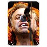 Bob Geldof–alfombrilla para ratón Art247más alto de goma natural de gran calidad–Alfombrillas de ratón alfombrilla de ratón