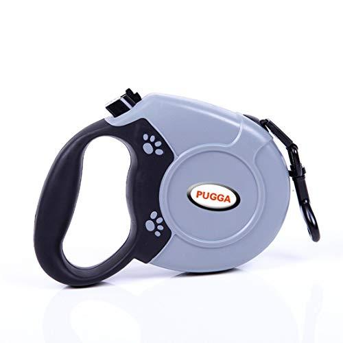 Sixminyo Einziehbare Hundeleine Ideal für kleine, mitt… | 00735698665988