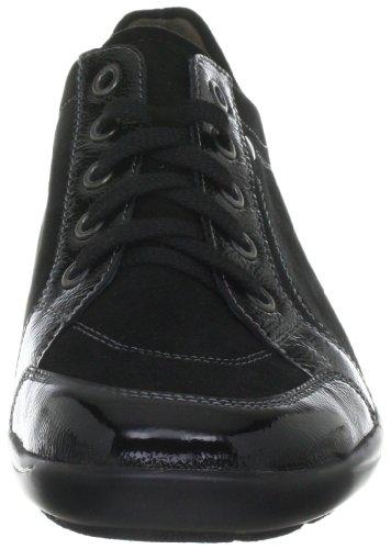 Semler Birgit B6025-515-001, Sneaker donna Nero (001 - schwarz)