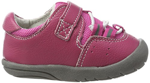 Rosa E Walker Fúcsia fúcsia Sapatos Menina Bebê Rosa Chocolat Formadores rr6qwHdyfO