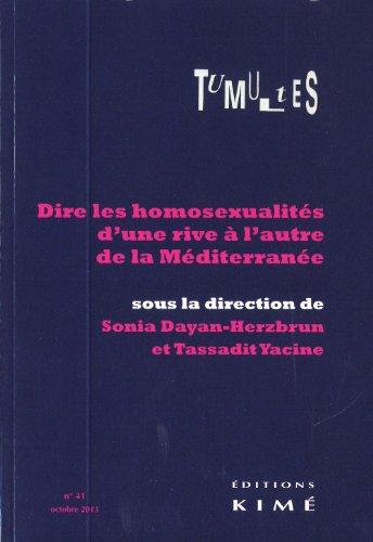 tumultes-n-41-octobre-2013-dire-les-homosexualits-d-39-une-rive--l-39-autre-de-la-mditerrane