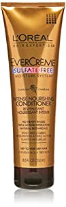 Evercreme L'Oreal Paris Sulfate-Free Moisture System Intense Nourishing Conditioner 8.5Oz