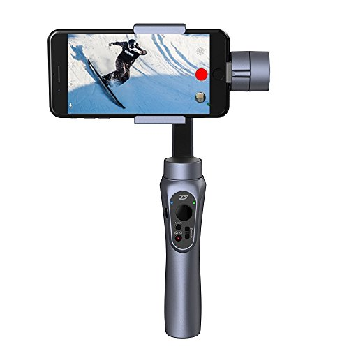 Zhiyun Smooth-Q 3-Axis Handheld Gimbal Stabilizer for Smartphone Like...