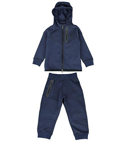 Nike FZ Fleece Tech T Suit INF Cuff Survêtement pour garçon