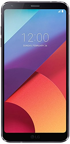 LG G6 32 GB Android UK SIM-Free Smartphone – Black