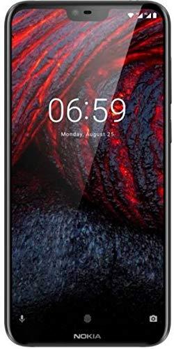 Nokia 6.1 Plus(Black,4GB+64Gb)