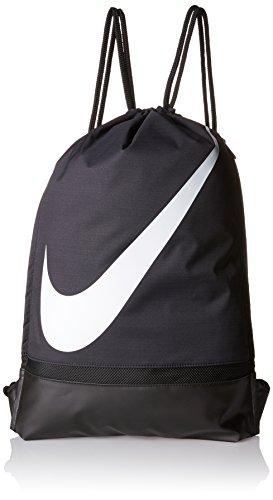 Nike Fußball Trainingsbeutel, Black/Black/White, One Size