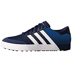 Adidas Adicross V Golf Shoes, Men, Men, Adicross V, Blue Dark White, 10