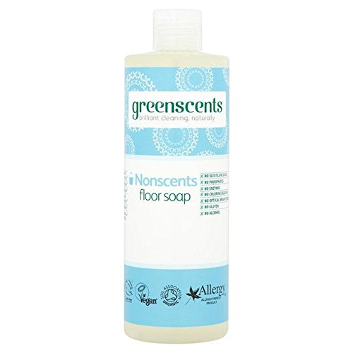 greenscents-nonscents-400ml-jabon-para-suelos-paquete-de-6