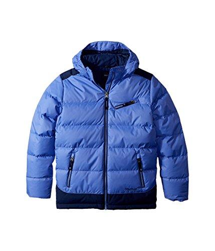 Marmot Mädchen Sling Shot Jacket Daunenjacke, Lilac/Arctic Navy, M -