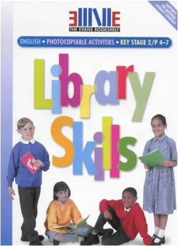 Library skills : Key Stage Two