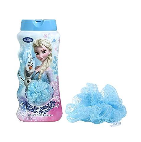 La Reines des Neiges Disney Frozen Coffret Cadeau Gel Douche