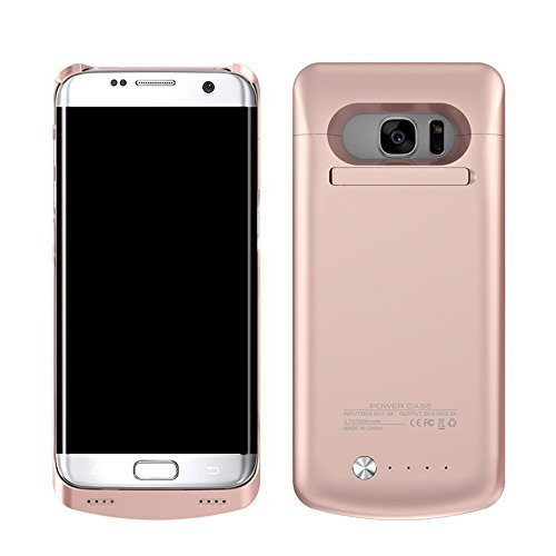 Galaxy S7 Edge Battery Case – BIGFOX 5200mAh Slim External Battery Case