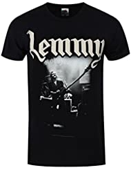 MOTÖRHEAD T-SHIRT LEMMY 1945-2015 BORN TO LOSE LIVED TO WIN M