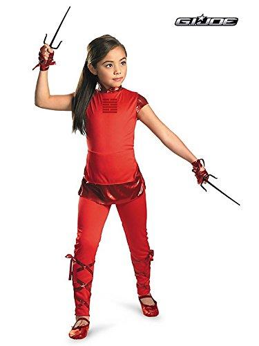 Disguise G.I. Joe Retaliation Jinx Klassische Kinderkost-m 7-8 (Kinder Kostüm Gi Joe)