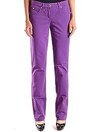 Blugirl Mujer MCBI044032O Morado Algodon Jeans