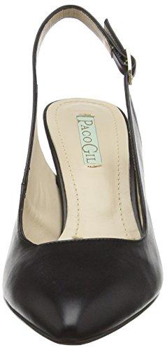 Scarpe nero Gil Nero con Paco P3012 Nero Tacco Donna p6Bwzczgq