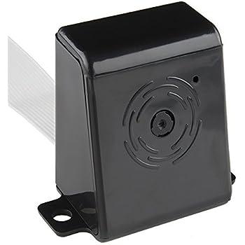 Raspberry Pi Camera Case/boîtier–Noir assembler en 30secondes