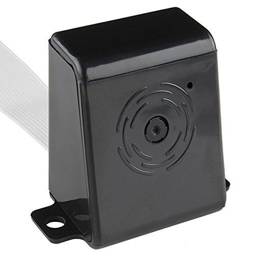 Raspberry Pi cámara caso/enclouser-negro montar en 30segundos