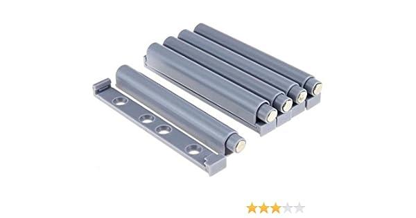10/x Push /à ouvrir Syst/ème de tampon en caoutchouc pour porte de meuble darwe FIN