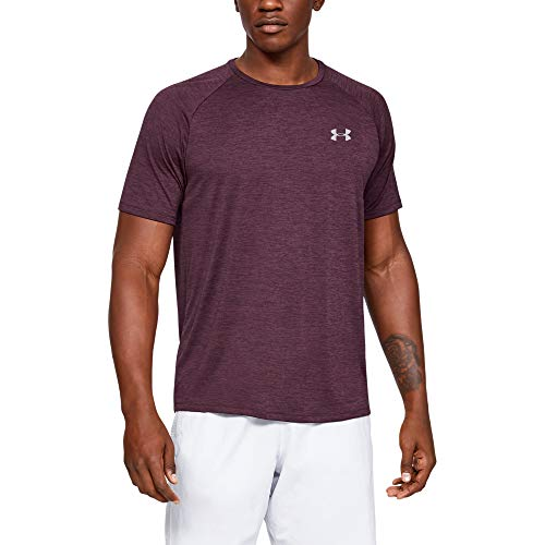 Under Armour Herren UA Tech 2.0 Short Sleeve Tee, atmungsaktives Sportshirt, kurzärmliges und schnelltrocknendes…