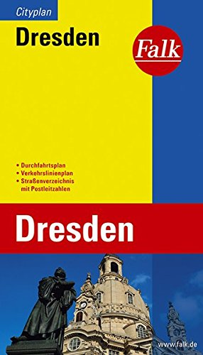 Falk Cityplan Dresden