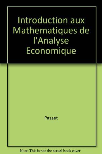 introduction-aux-mathmatiques-de-l-39-analyse-conomique-tome-3-la-mesure-des-variations-corrlatives