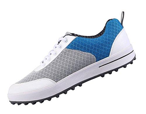 Frauen-golf-schuhe (Atmungsaktive Spikeless Golfschuhe Damen für Frauen, Leichte Maschen-zufällige Gehende Turnschuh-Schuhe)