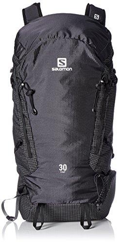 Salomon bag x alp 30–zaino, unisex adulti, nero–(black)