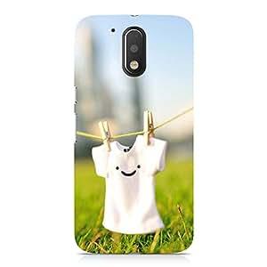 Hamee Designer Printed Hard Back Case Cover for Xiaomi Redmi Note 3 Design 314