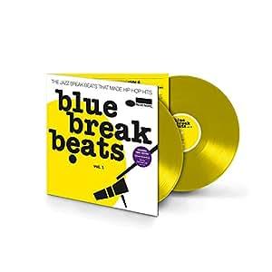 Blue Break Beats Vol.3 (vinyle)
